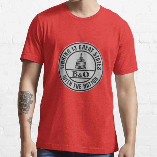B&O Railroad T-Shirt Essential T-Shirt