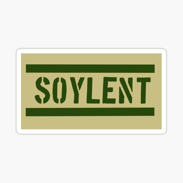 Soylent Sticker