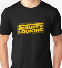 Half Witted Scruffy Looking Nerf Herder Unisex T-Shirt