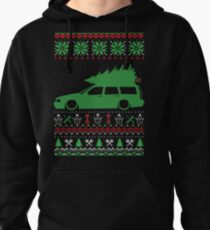 V70 Christmas Ugly Sweater XMAS Pullover Hoodie
