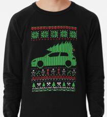 Golf 7 Christmas Ugly Sweater XMAS Lightweight Sweatshirt