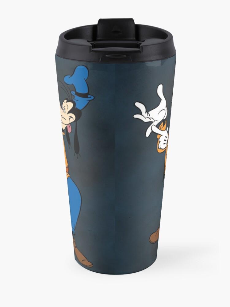 Alternate view of Goofy Travel Mug