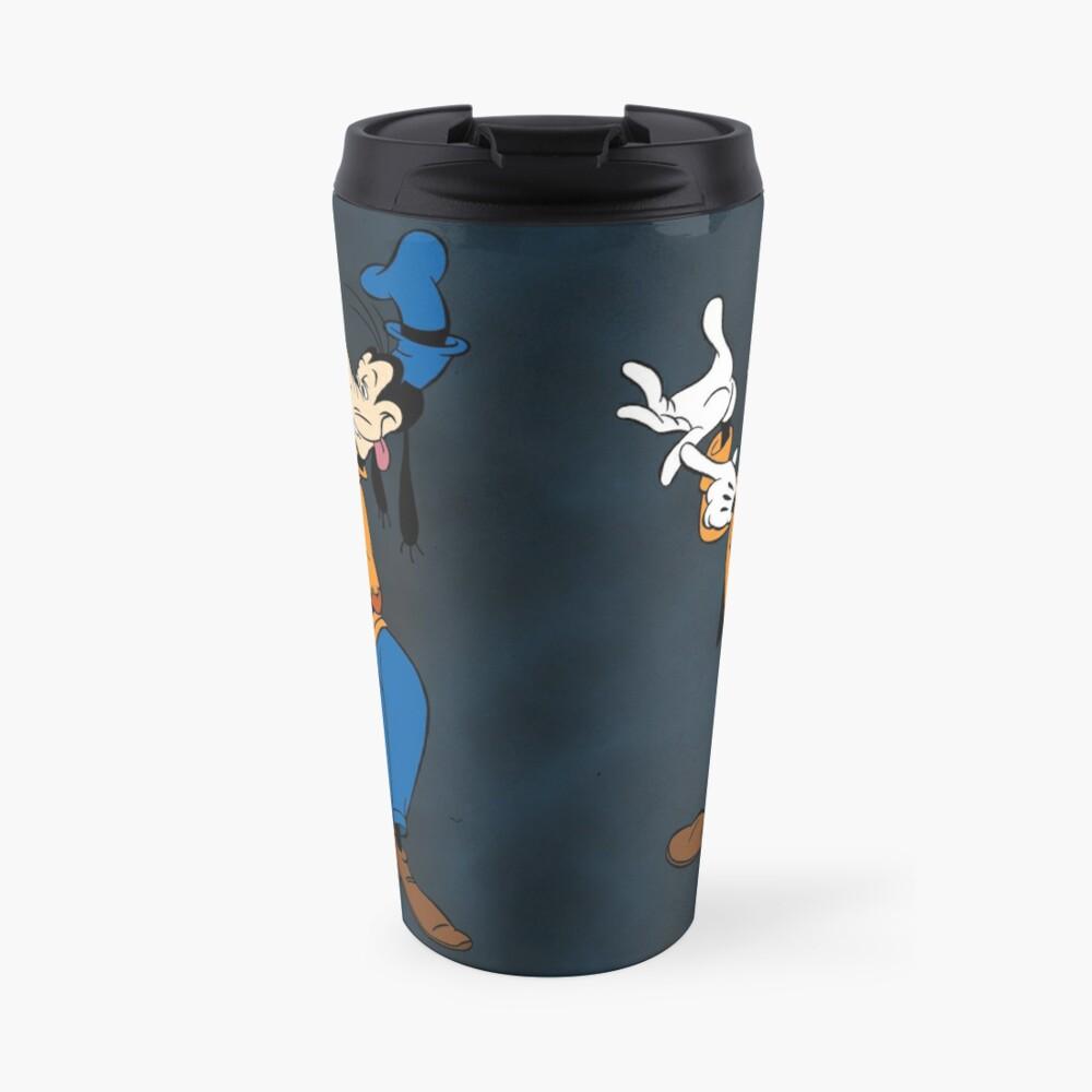 Goofy Travel Mug