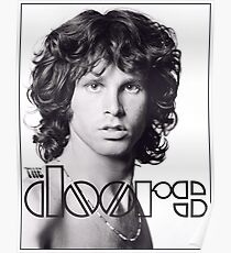 Jim Morrison of The Doors Poster