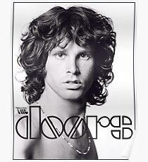 Jim Morrison von den Türen Poster