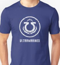 ultramarines space marines Unisex T-Shirt
