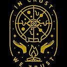 In Crust We Trust by rfad