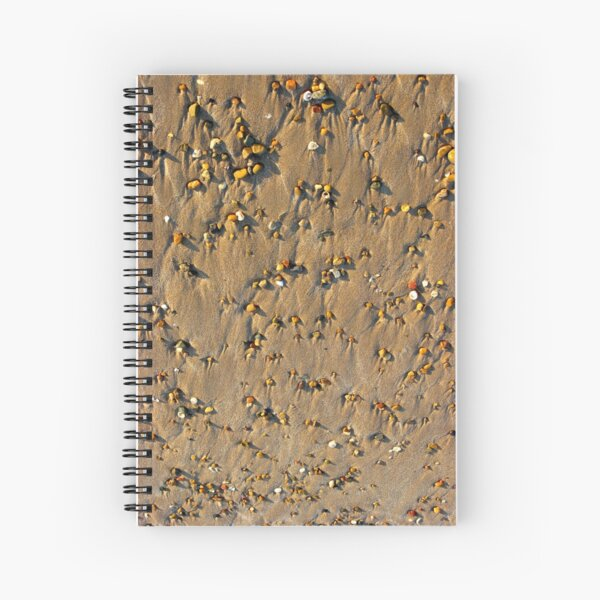 Pebble Effects Spiral Notebook