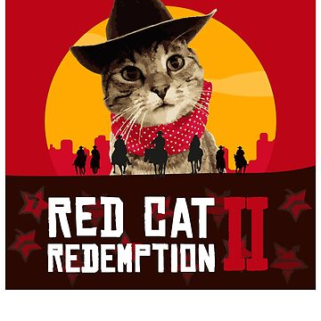 Red Cat Redemption by SuperUberLame