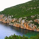 Capo Caccia (Sardinia, Italy) by Christine Oakley
