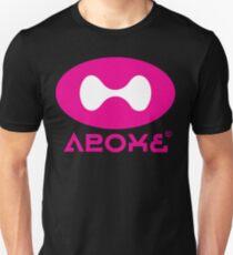 Camiseta unisex Tentatek negro / azul cielo Squideye Tee