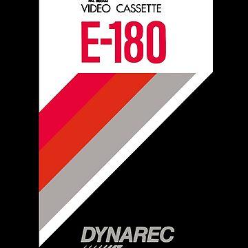 Retro VHS tape vaporwave aesthetic by GuitarManArts