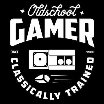 Oldschool Gamer - Sega Master System by willijay