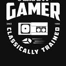 Oldschool Gamer - Sega Master System by Jay Williams