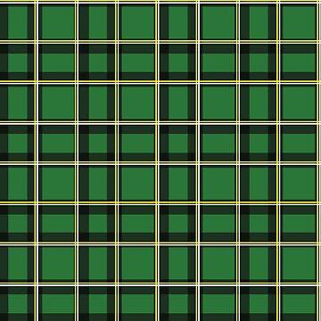 Green Tartan by Real-Digital