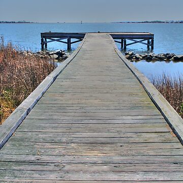 Outer Banks Pier by GQ1NYC