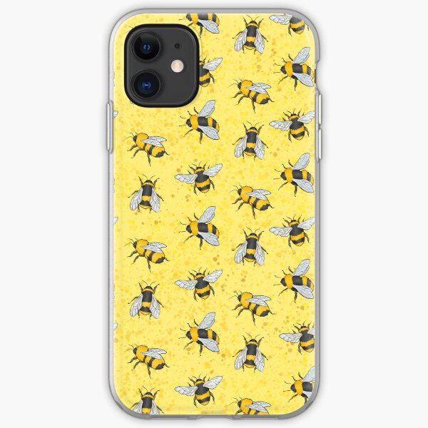 BEES? iPhone Soft Case
