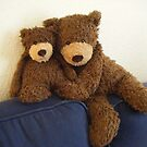 Deano Bears Bear Hug by Dean Harkness