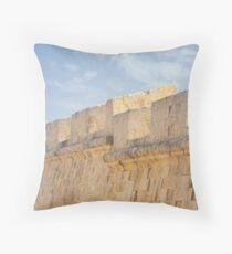 Birgu City Walls Floor Pillow