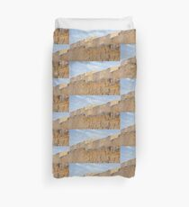 Birgu City Walls Duvet Cover