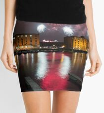 River Of Light Mini Skirt