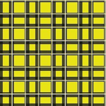Yellow Tartan by Real-Digital