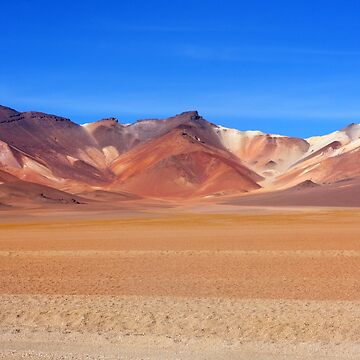 Bolivian Altiplano  by aodhain
