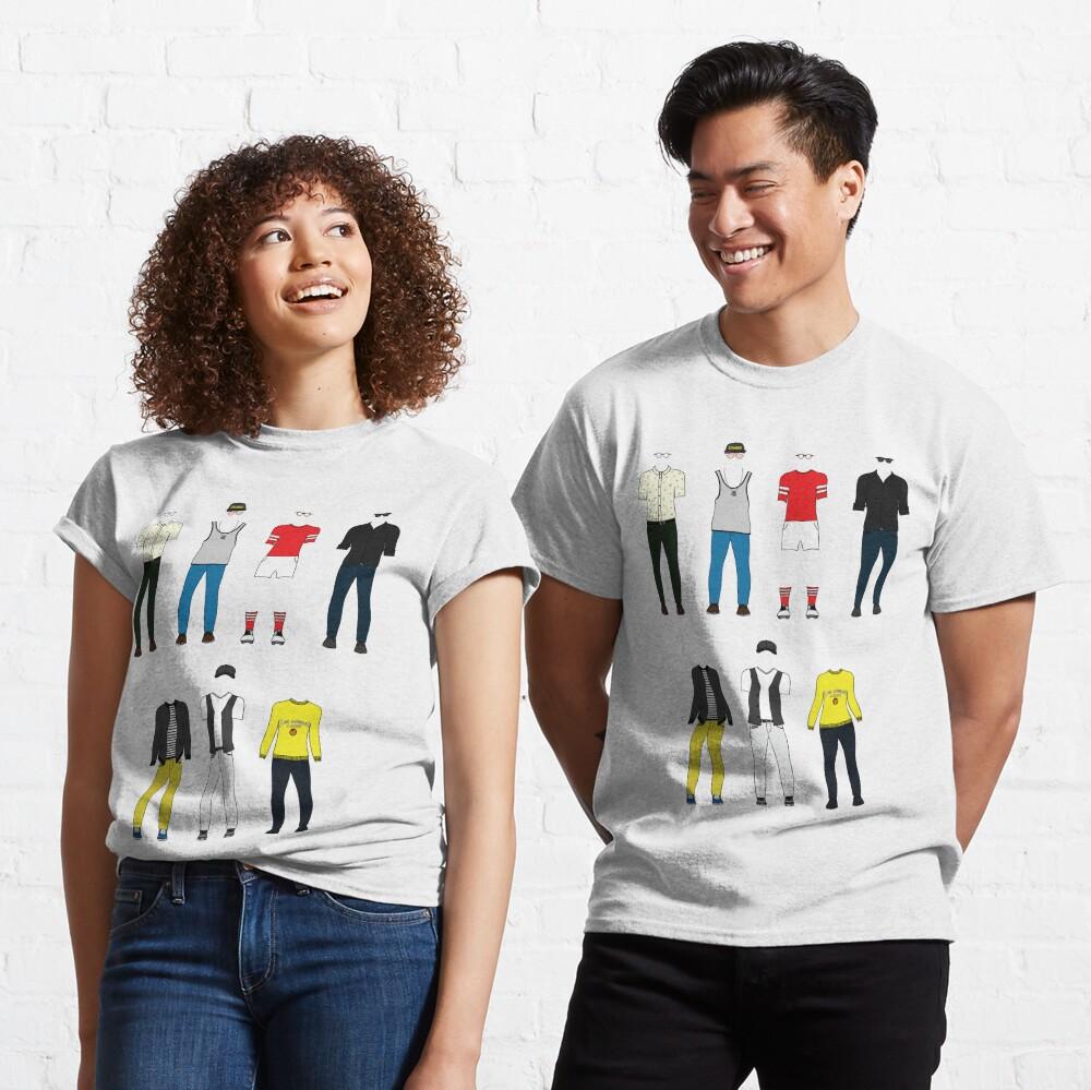 Vulfpeck Band Lineup Classic T-Shirt