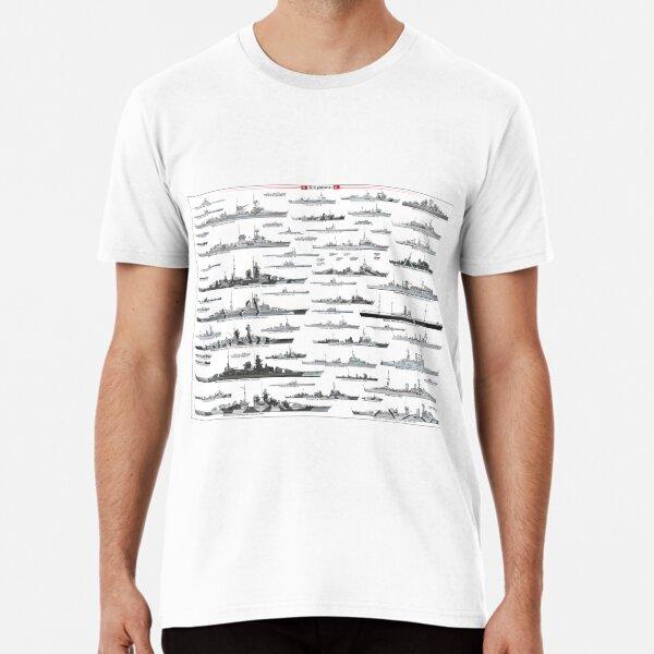 Kriegsmarine Premium T-Shirt