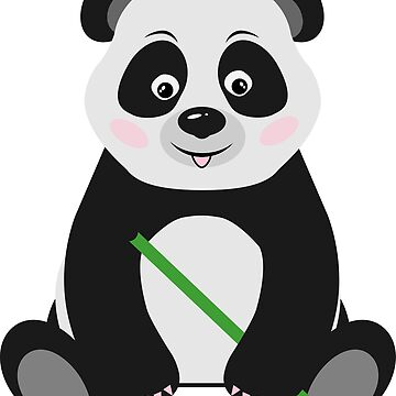 Panda  by GraphicallyS