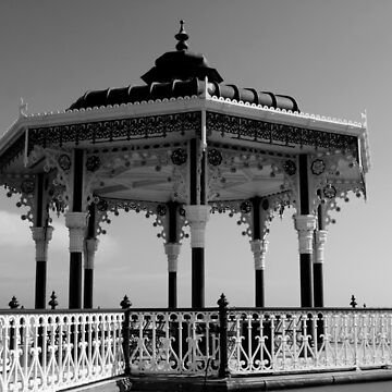 Victorian Bandstand by aodhain