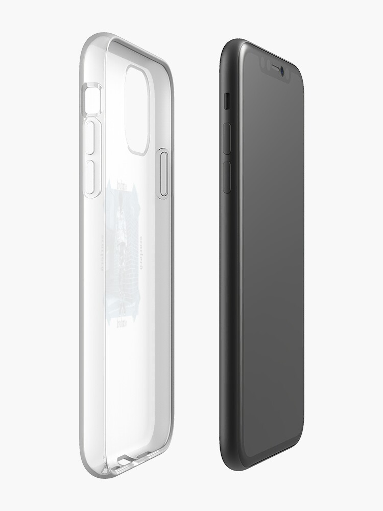 Coque iPhone « Scxrlord », par chrishartley
