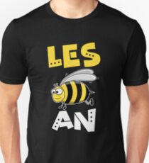 Awesome Les B Design  Unisex T-Shirt