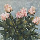 Roses by Vira Kalinovska