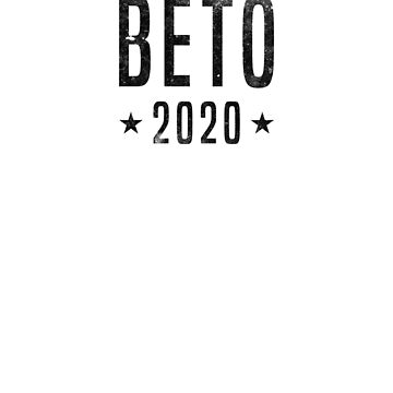 Beto For President 2020 Shirt by trippeh