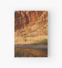 Glen Helen Gorge, Alice Springs Hardcover Journal