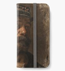 A Communard - Nils Forsberg iPhone Wallet/Case/Skin