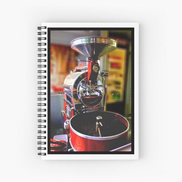 Mr Coffee Spiral Notebook