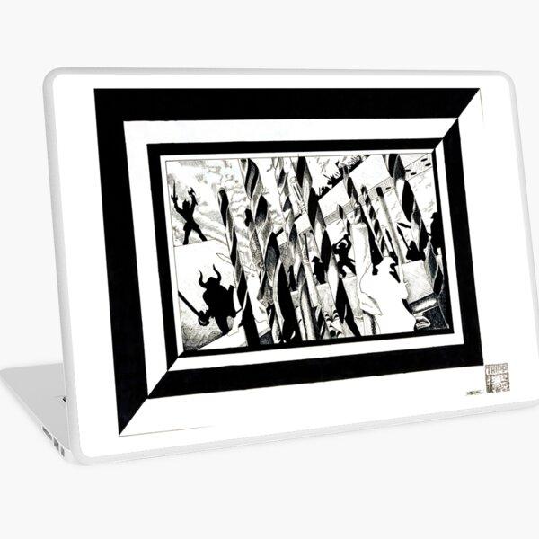 The Eternal Battle of Toolbox Organization Laptop Skin