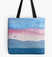 Skye Abstract 1 Tote Bag