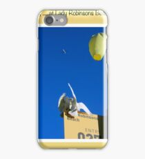 The locals of Lady Robinsons Beach  iPhone Case/Skin