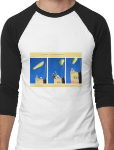 The locals of Lady Robinsons Beach  Men's Baseball ¾ T-Shirt