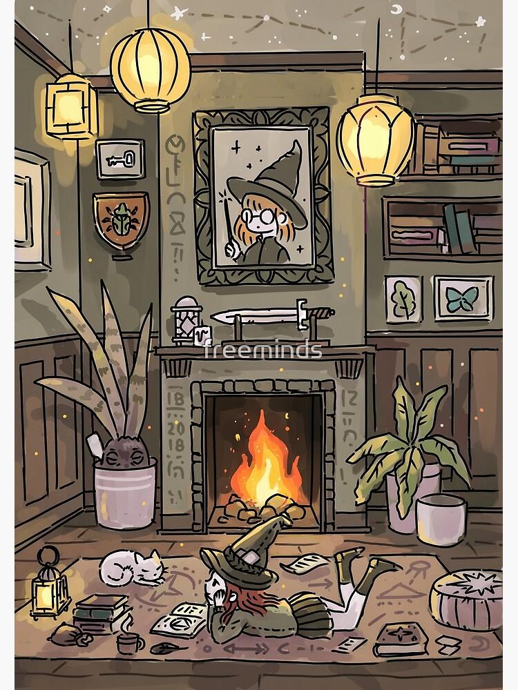 Magic Studies by freeminds