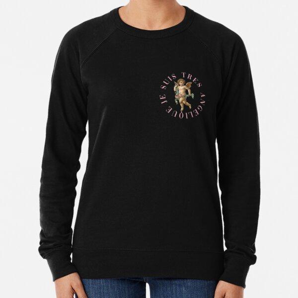 Je Suis Tres Angelique Lightweight Sweatshirt