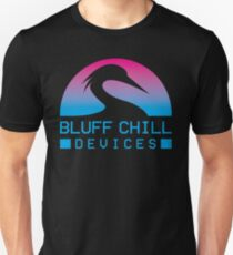 Bluff Chill Devices Unisex T-Shirt