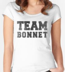 Team Bonnet Women's Fitted Scoop T-Shirt