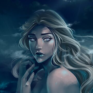 Goddess of Fog and Mist by FaerytaleWings