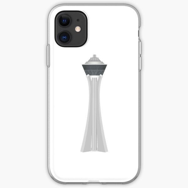 Stratosphere Tower iPhone Soft Case