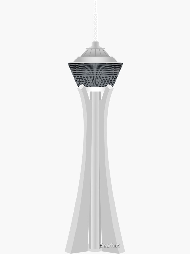 Stratosphere Tower by Bearhut