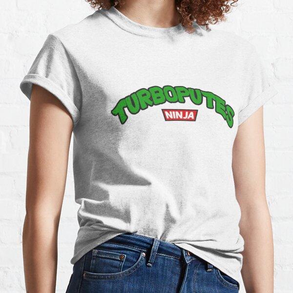 Ninja Turboputes T-shirt classique
